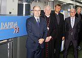 Nowa maszyna KBA Rapida 75-5+L w drukarni Wydawnictwa Bernardinum